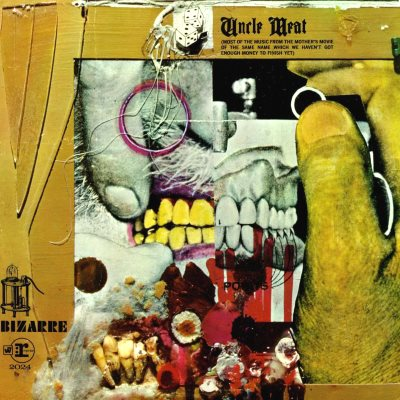 The Final Vinyl Frank Zappa S Album Covers